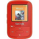 SanDisk Clip Sport Plus MP3 Player (SDMX28-016G-A46K) Black - 16GB - New