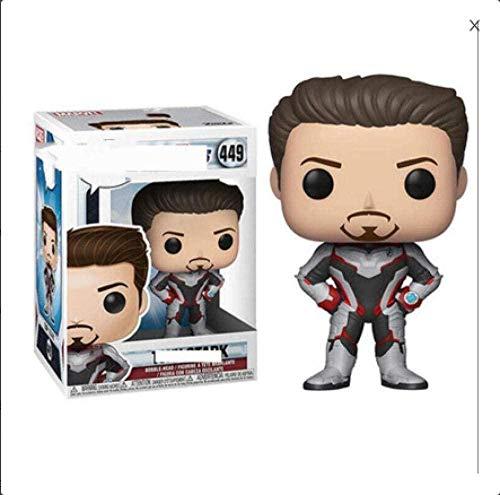 brandless Funko Pop Justice League Iron Man handgemachte Dekoration Figur