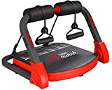 eHUPOO Core Strength & Abdominal Exercise Trainers,Ab Machine Whloe Body Workout,All in One Core Strength Training Home Gym Fitness Workout Equipment with Resistance Bands for Weight Loss.USA Patented