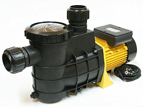 Bc-elec HZS-750 POOLPUMPE SCHWIMMBADPUMPE 14500 L/H 750W FILTERPUMPE UMWÄLZPUMPE POOL PUMPE