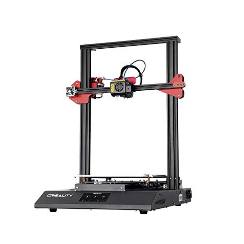 Creality 3D Printer CR-10S Pro V2 with BL Touch Auto-Level, Touch Screen, Large Build Volume 3D Printer 300mmx300mmx400mm with Capricorn PTFE 2019 Newest 95% Pre-Assembled Printer