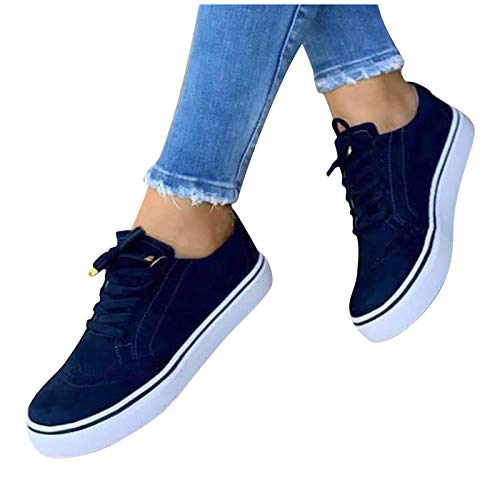 BIBOKAOKE Chaussures d'été pour femme Espadrille - En...