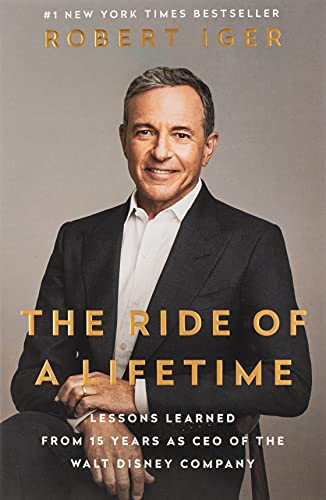 robert iger book gift idea