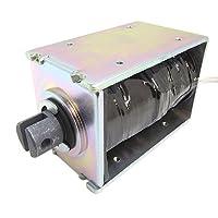 【信頼の日本製】 タカハ機工 プル ソレノイド DC6V 電磁石 ストローク 12mm 吸引力 870g 連続通電 CA1578 2.8Ω