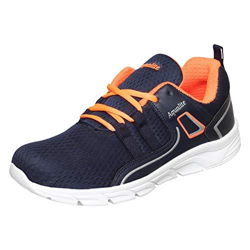 Aqualite Men's N.Blue/Orange Running Shoes 6 UK/India (40 EU) Aqua_MAGIC-25N.BLU/ORG 06