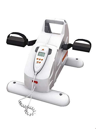 Roten Bi-Bike 4km 500 Minibicicleta Estatica de Pedales - Pedales Estaticos Electricos - Aparatos Para Hacer Ejercicio Casa - Con Pantalla Lcd