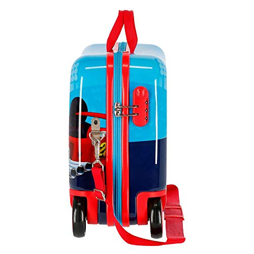 Disney Lets Roll Mickey Kindergepäck 50 centimeters 39 Mehrfarbig (Multicolor) - 4