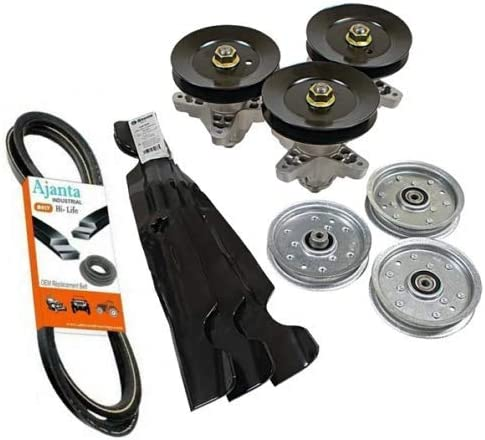 New Shipping Free AJANTA Deck Rebuild Replacement Kit Compatible Beauty products MTD Cub with Cade
