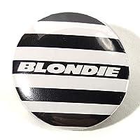缶バッジ 32mm Blondie ブロンディ デボラハリー Deborah Harry Power Pop パンク Punk パワーポップ New Wave