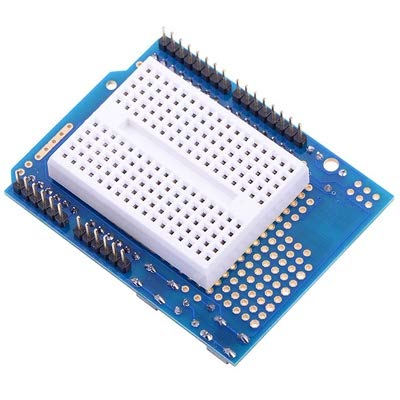 DACHENGJIN Breadboard Arduino Prototype Shield + Mini Breadboard