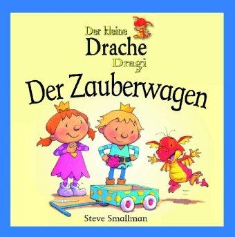 Der kleine Drache Dragi - Der Zauberwagen