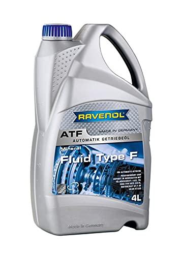 RAVENOL Ravensberger schmierstoffvertrieb gmbh ATF Fluid Type f automático getriebeöl, 4l