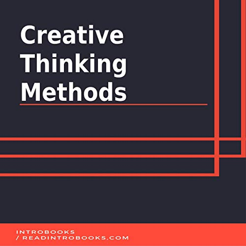 Creative Thinking Methods cover art