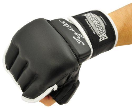 Bad Company I MMA Handschuhe Black Viper I Trainingshandschuhe Gr. L