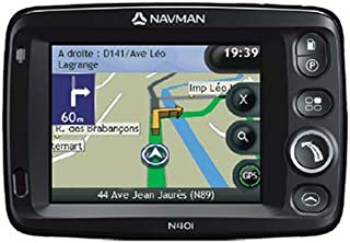 *Navman Gps N40 I France*+CD Europe