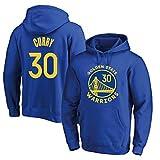 YUUY Herren Basketball Hoodie Stephen Curry # 30...