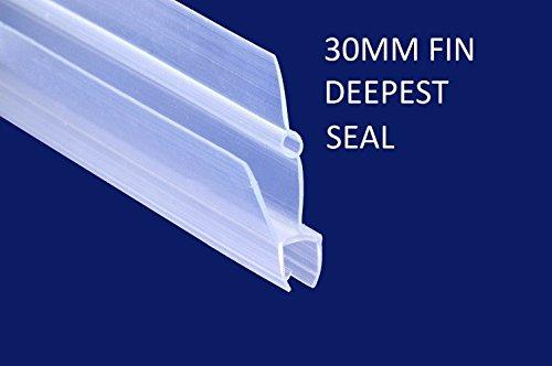 Sello de ducha Hansvit D3 4-6MM 4-6 mm, 15 mm color transparente