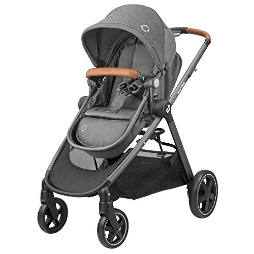 Carrinho de Bebê Anna, Maxi-Cosi, Sparkling Grey