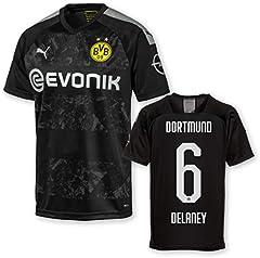 Puma Camiseta Borussia Dortmund 2ª Equipación 2019/2020 Adultos Hombre