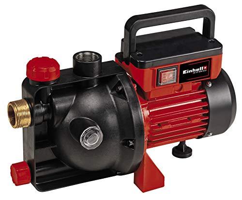 Einhell Gartenpumpe GC-GP 6040 ECO (600 W, max. 3.6 bar, 4000 L/h Fördermenge, Wasserfüllanzeige,...