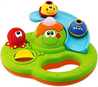 Chicco Water Bubbles Toy For Children Unisex
