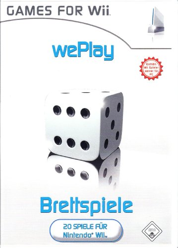 Games For Wii - Brettspiele (wePlay) [Import allemand]