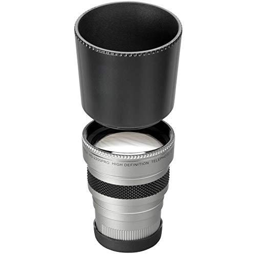 Raynox HD 2205 Pro - Teleobjetivo de Alta definición (2,2 aumentos, diámetro de la Rosca de 37mm, diámetro del Objetivo de 55mm)