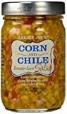 Trader Joe's Corn and Chile Tomato-less Salsa 13.75 oz - PACK OF 2