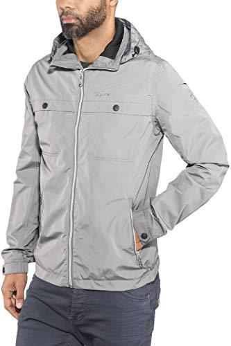 Tenson Tiger Jacket Herren Grey Größe M 2017 Funktionsjacke