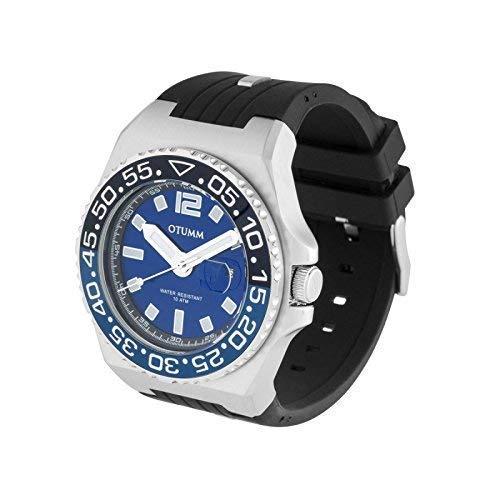 Otumm Athletics Unisex Reloj Calendario MAST001