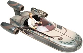 Star Wars: Luke Skywalker and Landspeeder with mobile