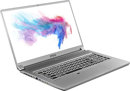 Compare MSI Creator 17 A10SGS-252 (Creator17252-9) vs other laptops