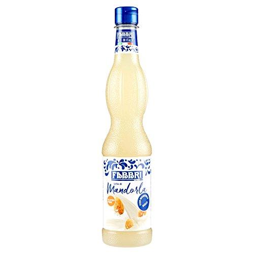 Fabbri Sciroppo Latte Di Mandorla 560ml - [confezione da 3]