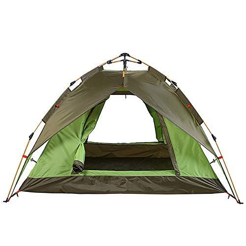 HS-01 Outdoor Tent, Herfst En Winter Camping Voor 3 Personen Per Auto Tent, Waterdichte Camping Hydraulische Snelle Opening Tent, Uitgang Travel Shade Tent
