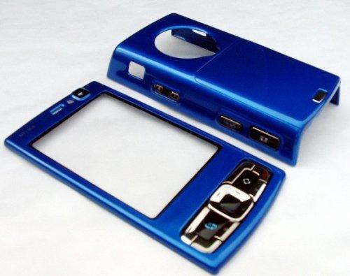 Funda para Nokia N95 8GB con teclado, color azul, de la marca EASYi