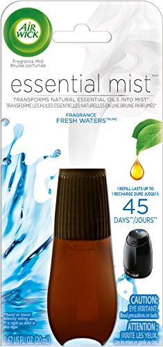 Air Wick Essential Mist Refill, Fresh Water Breeze,1 Count