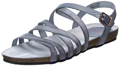 Fred de la Bretoniere dames riempjes sandalen Romeinse sandalen