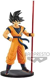 Banpresto Dragonball Super Movie Figure Son Goku The 20th Film Limited 23 cm