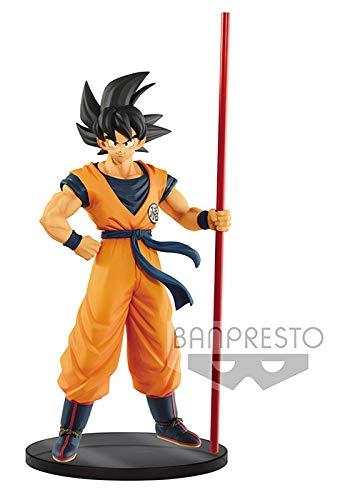 Dragon ball- Estatua Son Goku The 20th, (BANP82594)