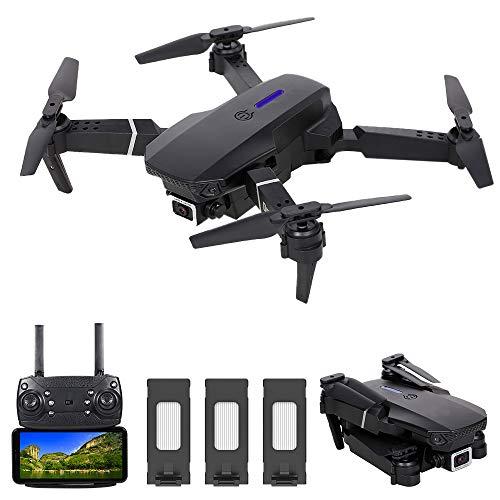 GoolRC LS-E525 RC Drohne mit Kamera 4K-Kamera WiFi-FPV-Drohne Headless-Modus Höhe Halte Geste Foto Video Track Track 3D Filp RC Qudcopter