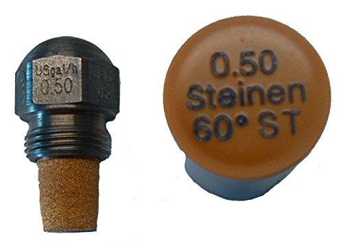 Brennerdüse Steinen 0,50 60° S