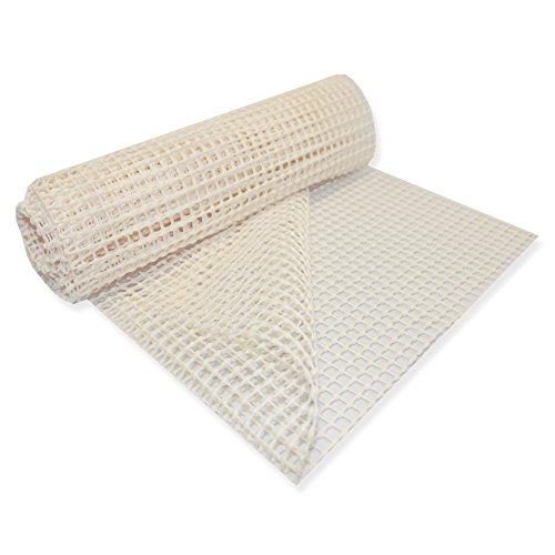 Haus und Deko Teppichgleitschutz Antirutsch-Matte Teppichunterlage für Glatte Böden 80x120 cm