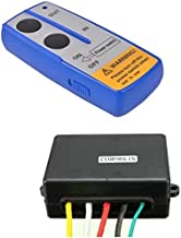 JahyShow Wireless Winch Remote Control Switch Lift Gate Hydraulic Pump Dump Bed 12v Recovery Tow Truck V