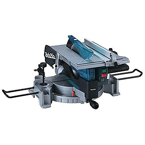 Makita LH1200FL - Troncatrice Con Tavolo. 1650W laser luce guida 305 millimetri 3800 rpm record di 20,7 Kg
