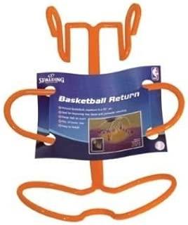 Spalding Back Atcha Ball Return 8354, Orange, Basketball Sport Outdoor, New
