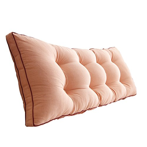 Why Should You Buy Lumbar Pillows Bed Pillows Positioners Cushion Sofa Back Nude Color Long Pillow E...