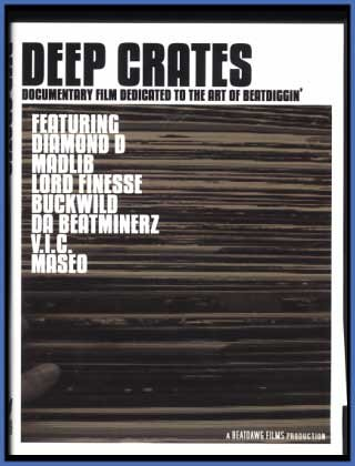 Deep Crates - Documentary Film Dedicated to the Art of Beatdiggin'