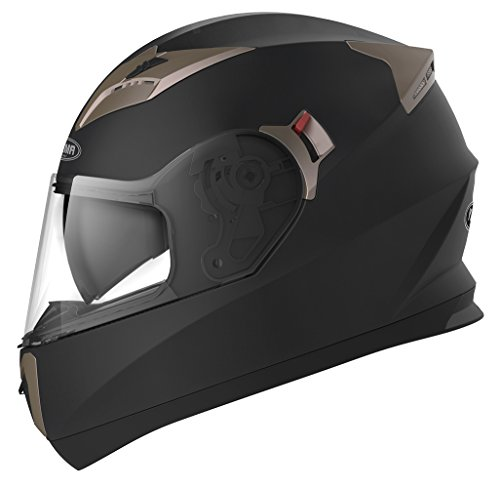 commercial casque integral professionnel
