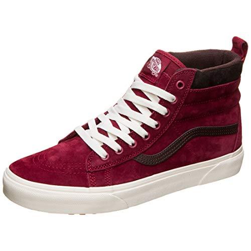 Vans Sk8-hi MTE Sneakers Donne Bordeaux - 40 - Sneakers Alte Shoes