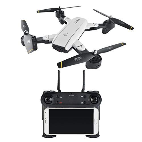 Leic Faltbare Fotografie Drohne SG700 RC Quadcopter mit 2MP HD Dual Kamera für Kinder Erwachsene